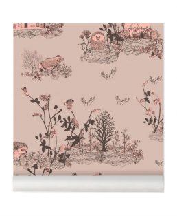 sianzeng_woodlands_wallpaper_brownpink