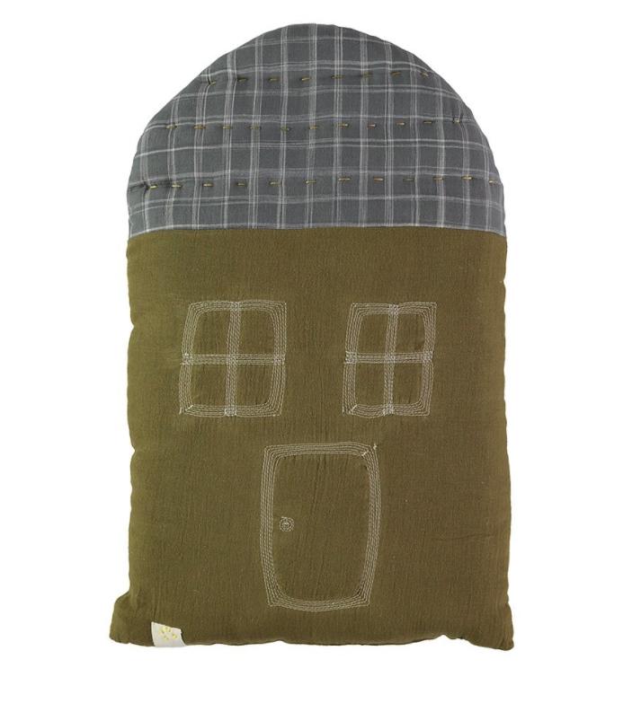 Midi House Cushion Moss