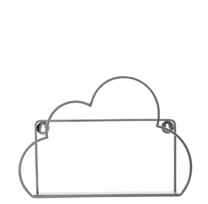 Magazine Holder Cloud Grey