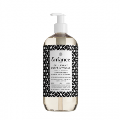 Body & Face Wash Enfance Paris 500ml
