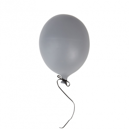 Ballon Decoration Grey Medium