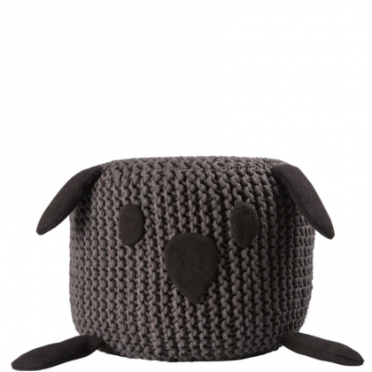 Puff Conejo negro By On