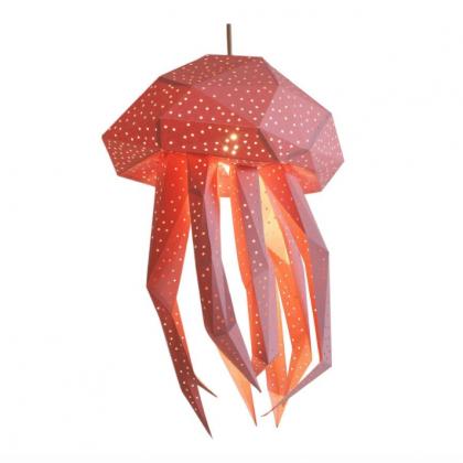 Jellyfish Paper Lantern