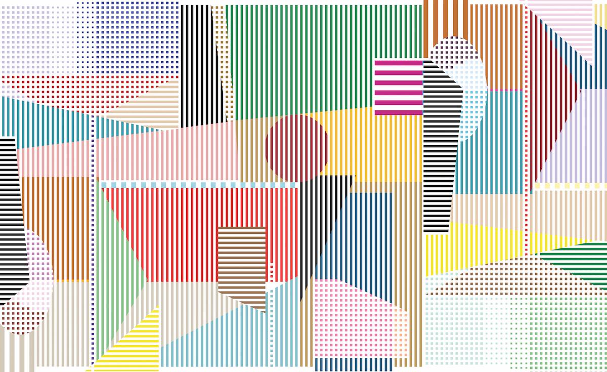 Diabolo Wallpaper by Bien Fait Paris