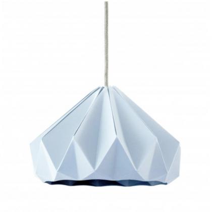Chestnut Paper Origami Lamp