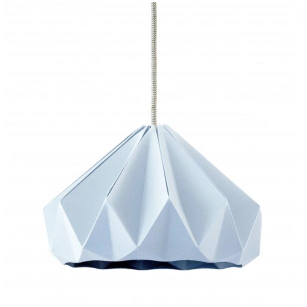 Lámpara de Origami Chestnut de Snowpuppe