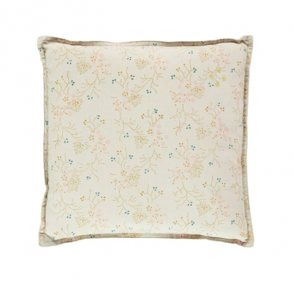 Camomile Padded Cushion – Minako Golden