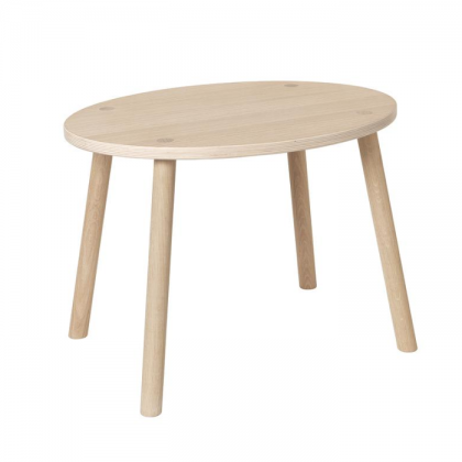 MOUSE TABLE (2-5 YEARS) Nofred