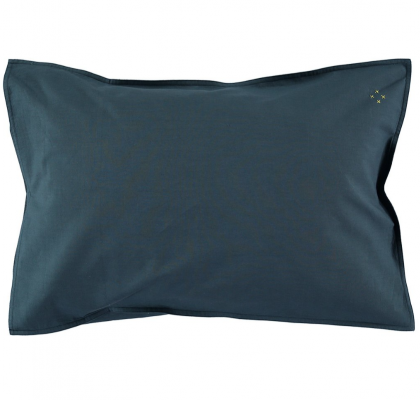 Pillow case 60×40 Midnight Blue Camomile London