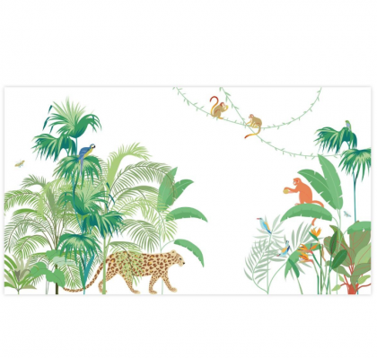 Walldecor Jungle by Liitle Cabari