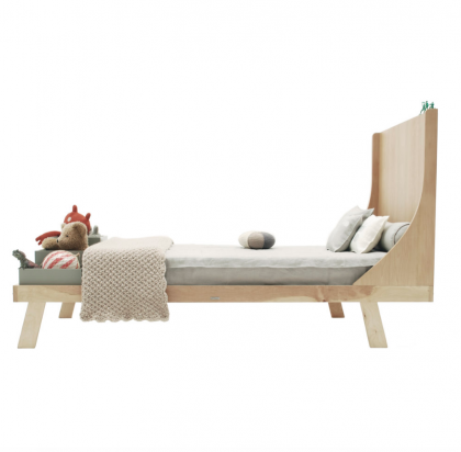 KRETHAUS NIDO BED WITH BOXES – high backrest