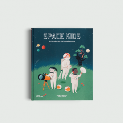 SPACE KIDS BOOK