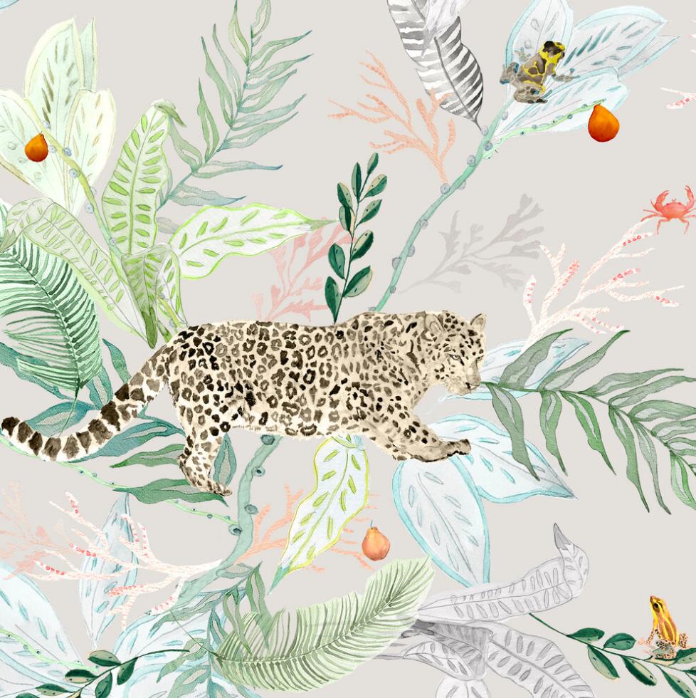 Jaguar Wallpaper by Kariokas