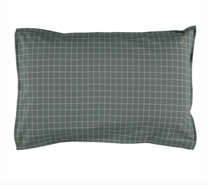 Window Pane Pillow Case 50×75