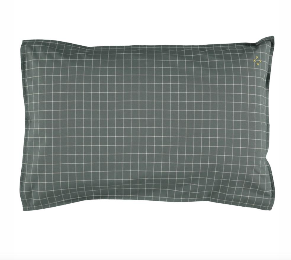 Window Pane Pillow Case 50×75