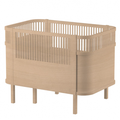 The Sebra Bed, Baby & Jr. Wooden Edition