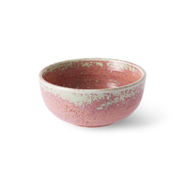 Bowl rústico rosa de Hk Living